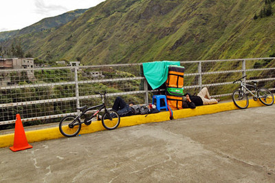 Slideshow - Banos Ecuador 2011