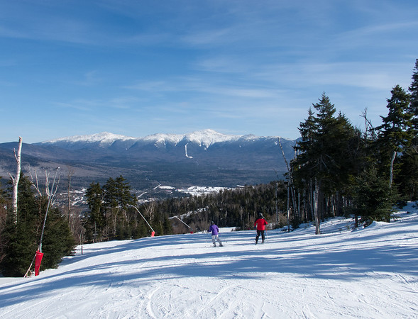 Bretton Woods, January 2013