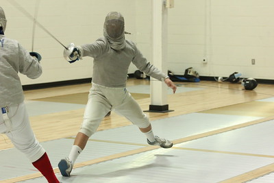 Fencing 2020 v Moorestown Friends