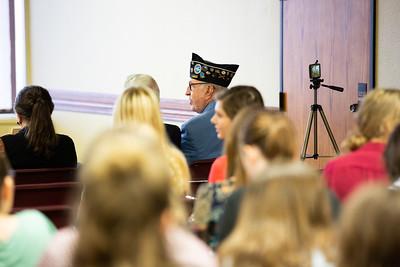 Korean War Veterans Pre-Service Teachers Conference