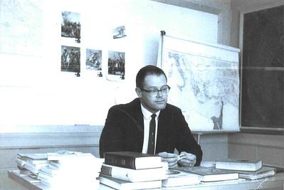 Andrew, David 1965 - 1971