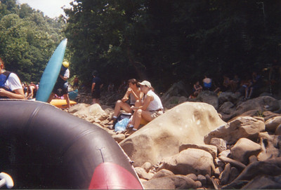 1999 Rafting on Youghingheny