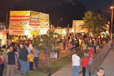 2012 Spring Hope Pumpkin Festival
