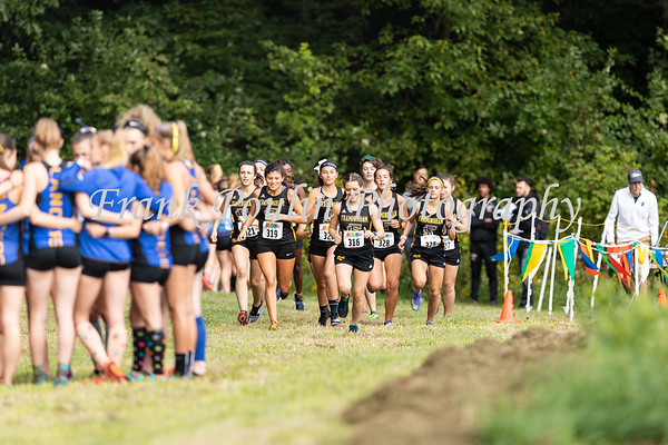 Framingham State cross country 9/7/2019
