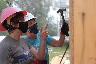 Construction Volunteers: 3-27-2021