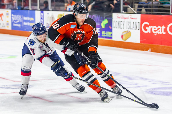 1/16/19 Komets vs. Wings