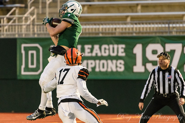 Princeton vs Dartmouth Football