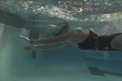 Women's Swimming vs Georgia Southern