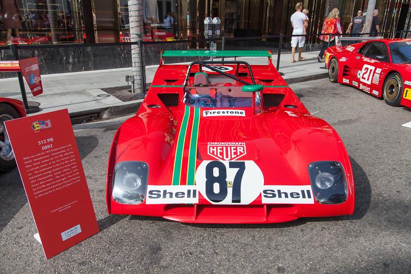 1972 Ferrari 312 PB - 0892 - World Manufacturers' Championship 1972