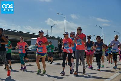 Gate River Run Finishers BU