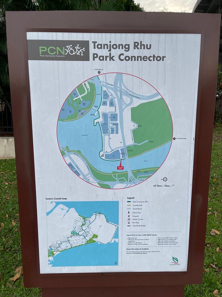 End of Tanjong Rhu PCN
