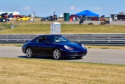 2020 SCCA TNiA July 29th Pitt Race Dk Blue Porsche Conv