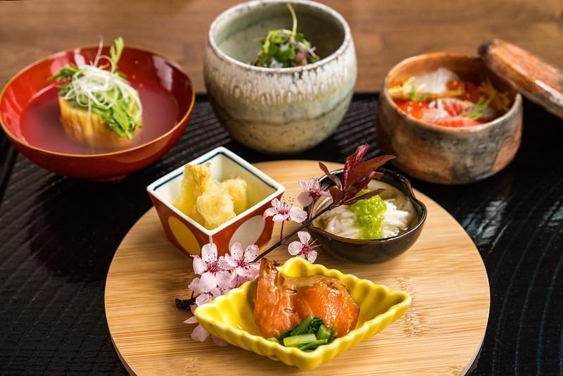 Wa'z Japanese Kaiseki Restaurant in Seattle
