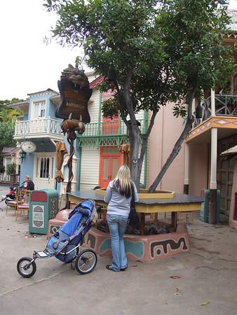 Disneyland Resort - 5/23/08
