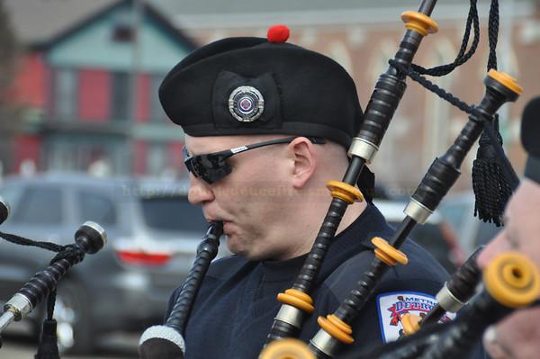 Detroit St Patrick's Day Parade 2013