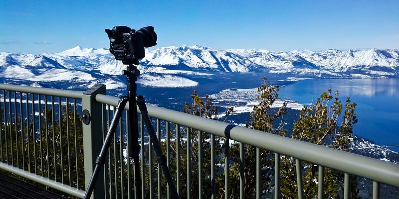 Travel - Nevada/California, Lake Tahoe USA