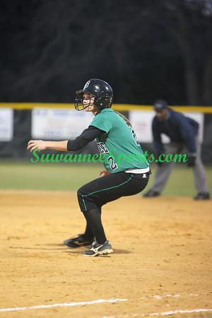 Suwannee High School Softball 2010
