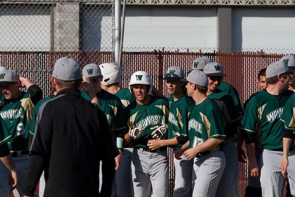 Goshen vs. Wawasee Baseball