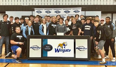 2020_NCAA NLI Signing_Trent Connolly