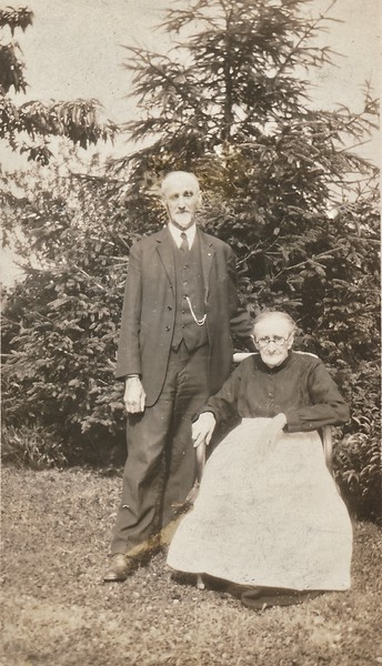 William James Gardner & His Mother