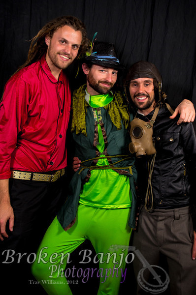 Bend Rhythm Society, 2012.