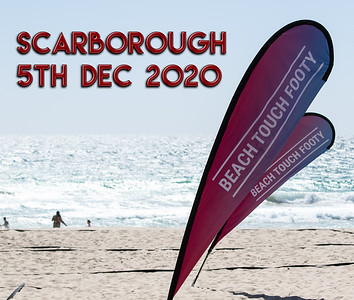 Beach Touch Rugby 2020
