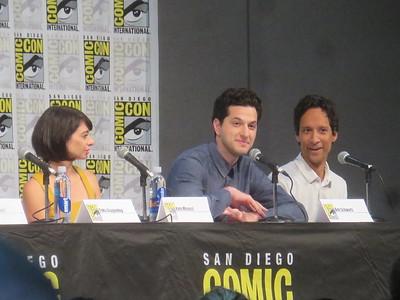 San Diego Comic-Con 2017 - Day 2