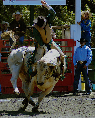 2008 Best Buck in the Bay - Bull Riding