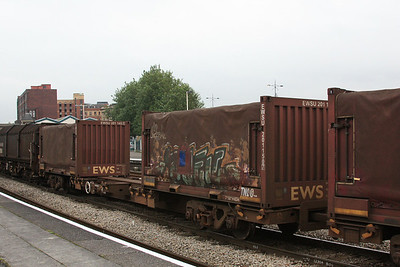 FCA - Bogie Twin Container Flat