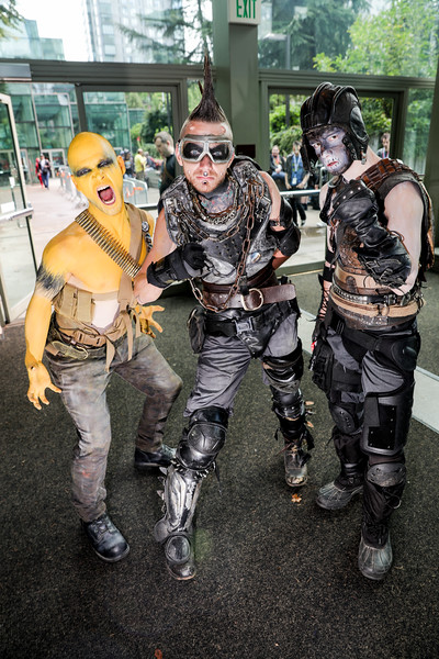 Cosplay (PAX 2015)