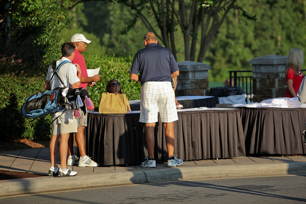 Charlotte Chamber Golf Tournament Aug 15th 2011