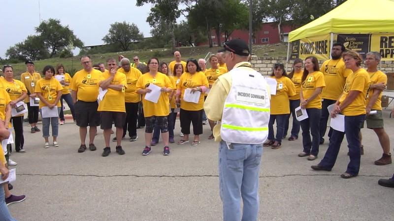 Yellow shirts - briefing