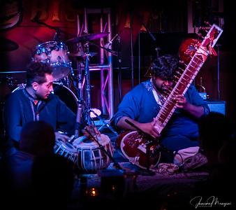 2019.01.12 Rajesh Bhandari and Rajesh Ramoutar - Celebrating The Concert For Bangladesh by Janine Mangini