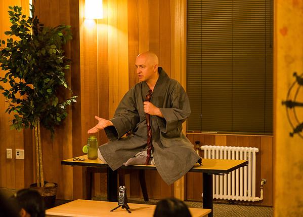 Hyon Gak Sunim: Who am I? - Reaching out for Zen Buddhism (Korean Chogye Order)