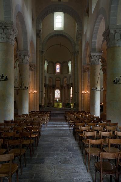 Saint-Nectaire Abbey