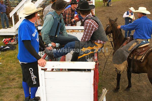 Whitecap Dakota Rodeo - Chute Cam
