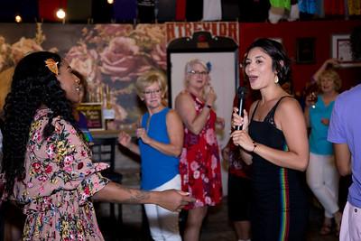 Latisha Hardy August Sunday 2019
