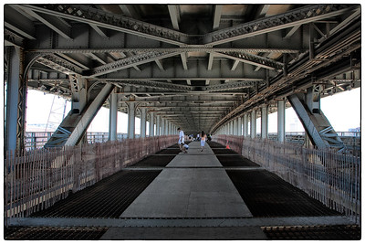 Veterans Memorial Bridge Walk