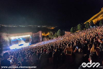 9-20-19 Red Rocks, Above & Beyond