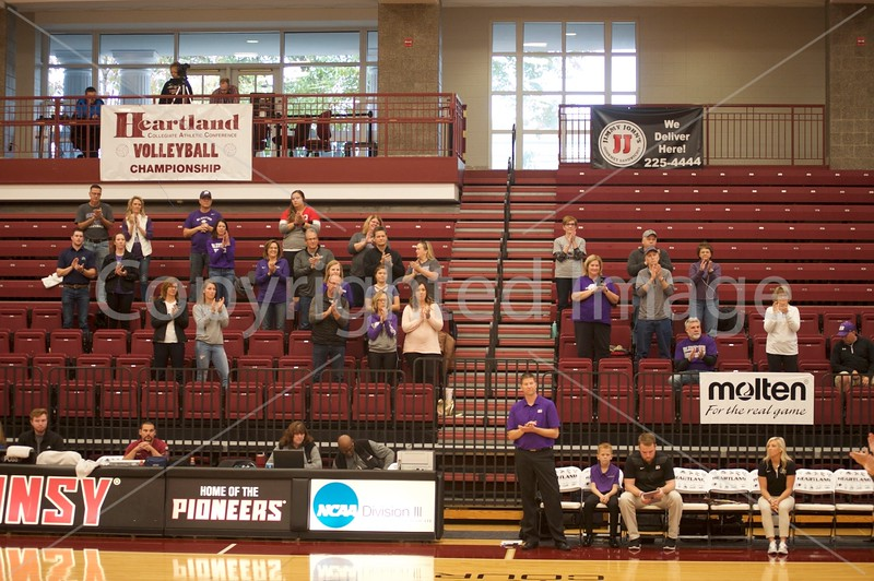 Bluffton Volleyball 110318 HCAC Transy