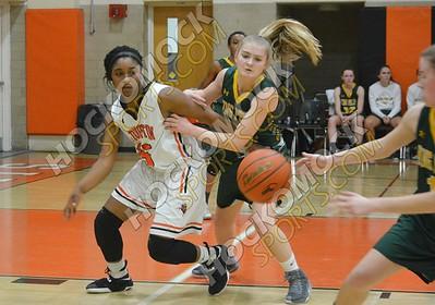 Stoughton - King Philip Girls Basketball 2-12-18