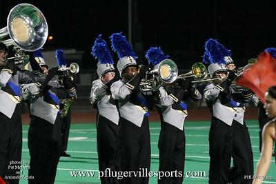 Panther Band, 2008 - 2009