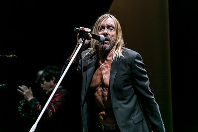 Iggy Pop at CalJam18