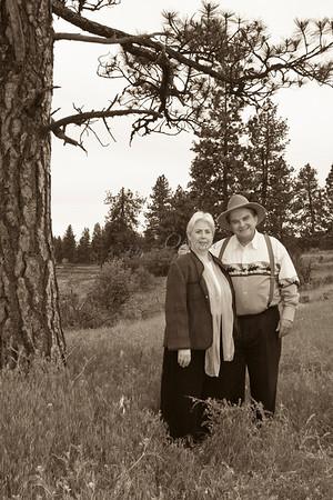 Marguerite & Steve