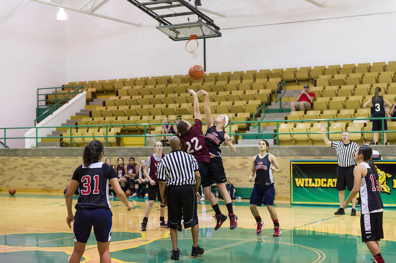Lady Lopes Summer Basketball vs Levelland, 6-7-2014