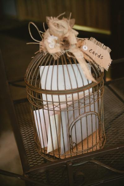 card birdcage