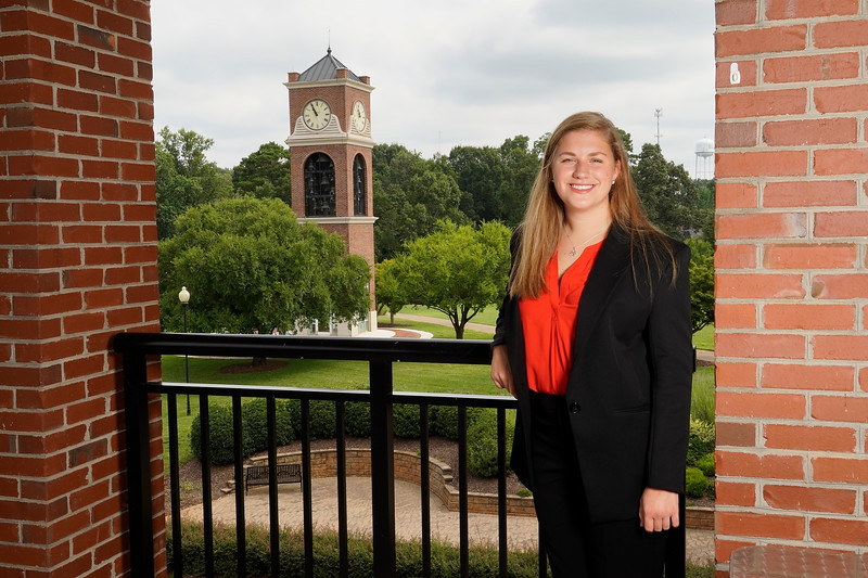 Tucker Scholar Leah Carpenter