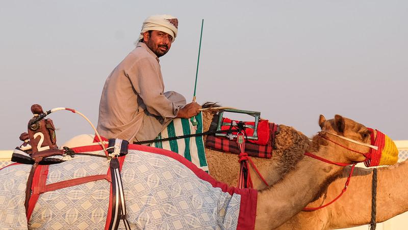 Camel Races, Dubai