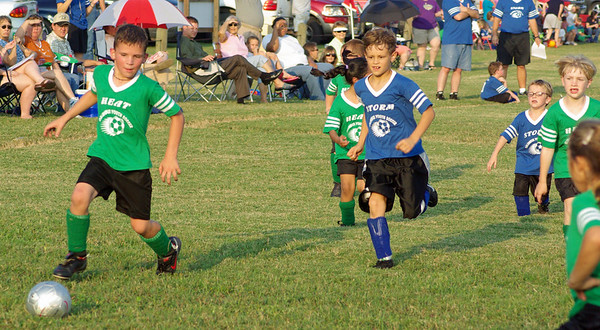 Storm 2007 Soccer