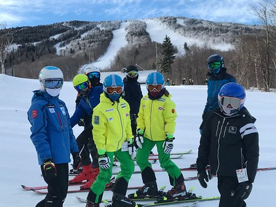 2018 Holiday GS Camp-Day 1
